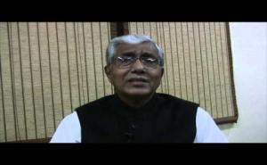 Manik Sarkar on Pro-People policies of Tripura