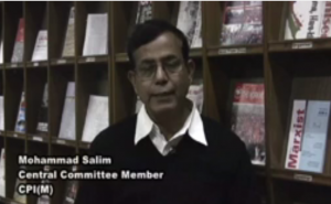 Mohammad Salim on betrayal of minorities by TMC in West Bengal